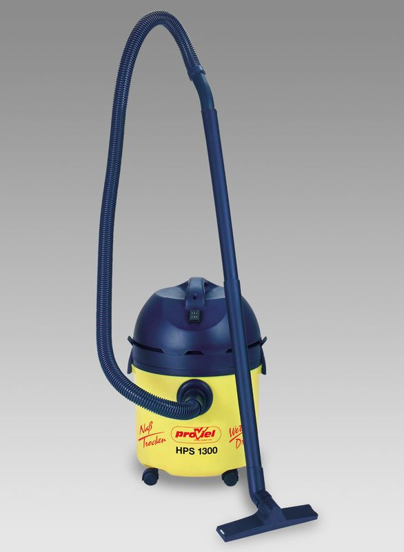 Productimage Wet/Dry Vacuum Cleaner (elect) HPS 1300