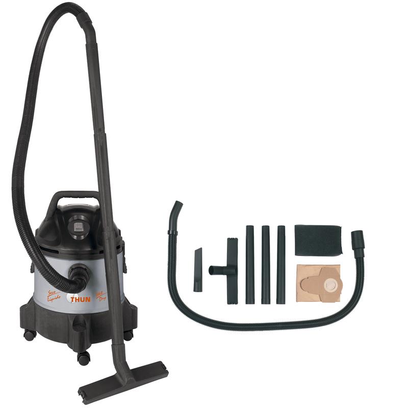Productimage Wet/Dry Vacuum Cleaner (elect) DUO T 1250/1; EX; PT