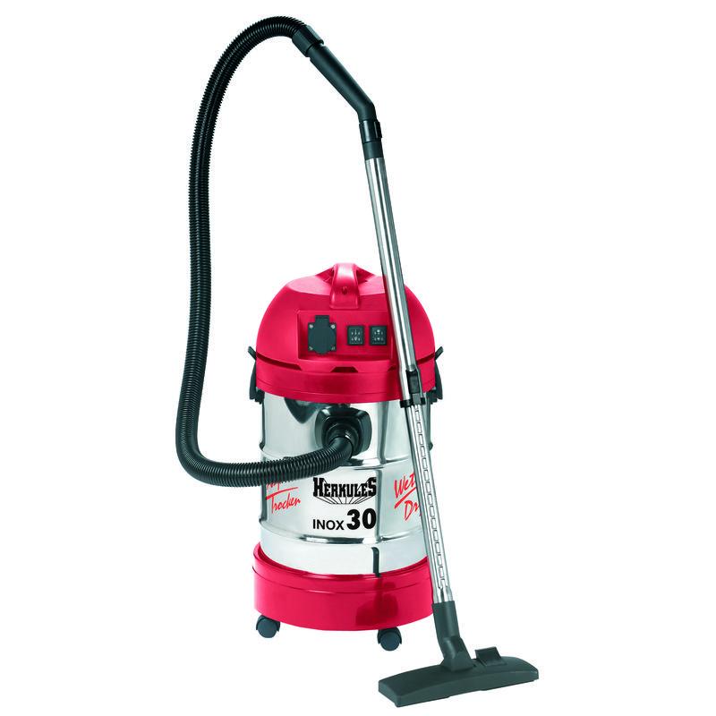 Productimage Wet/Dry Vacuum Cleaner (elect) INOX 30 Herkules