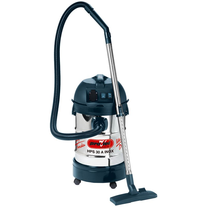 Productimage Wet/Dry Vacuum Cleaner (elect) HPS 30A INOX