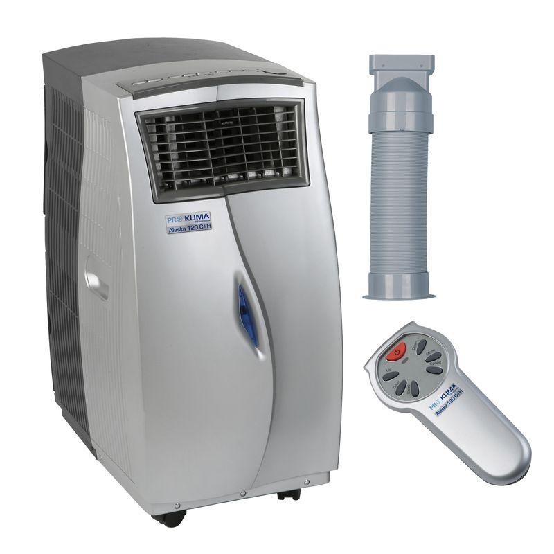 Productimage Portable Air Condit. (Split) ALASKA 120 C+H