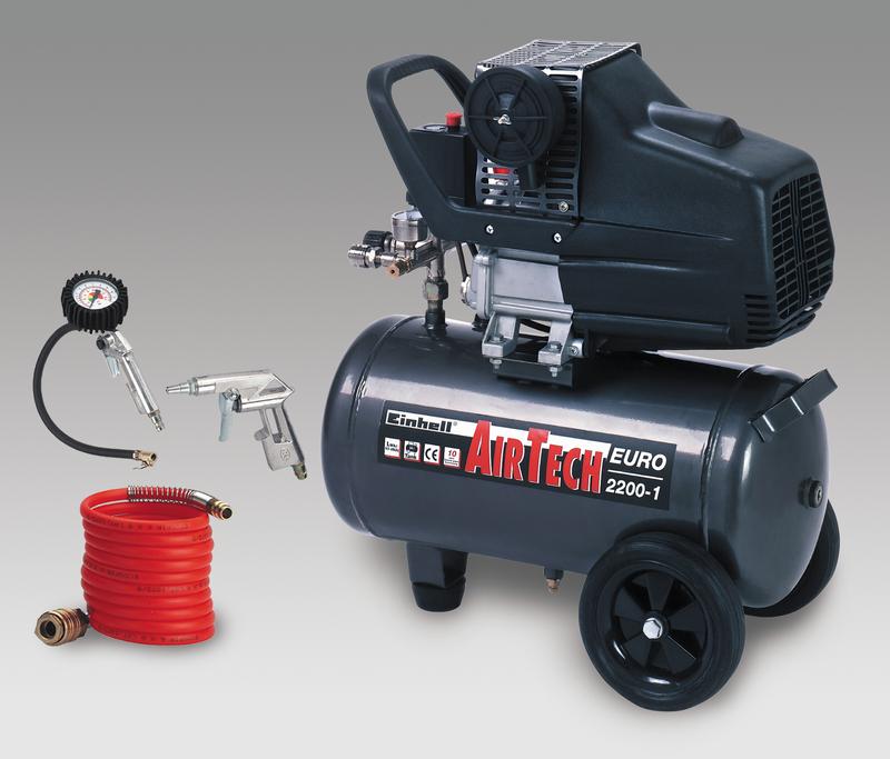 Productimage Air Compressor Kit EURO 2200-1  Set  3-teil.