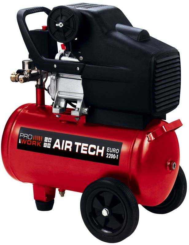 Productimage Air Compressor Kit EURO 2200-1 + 3 tlg. ; Prowork