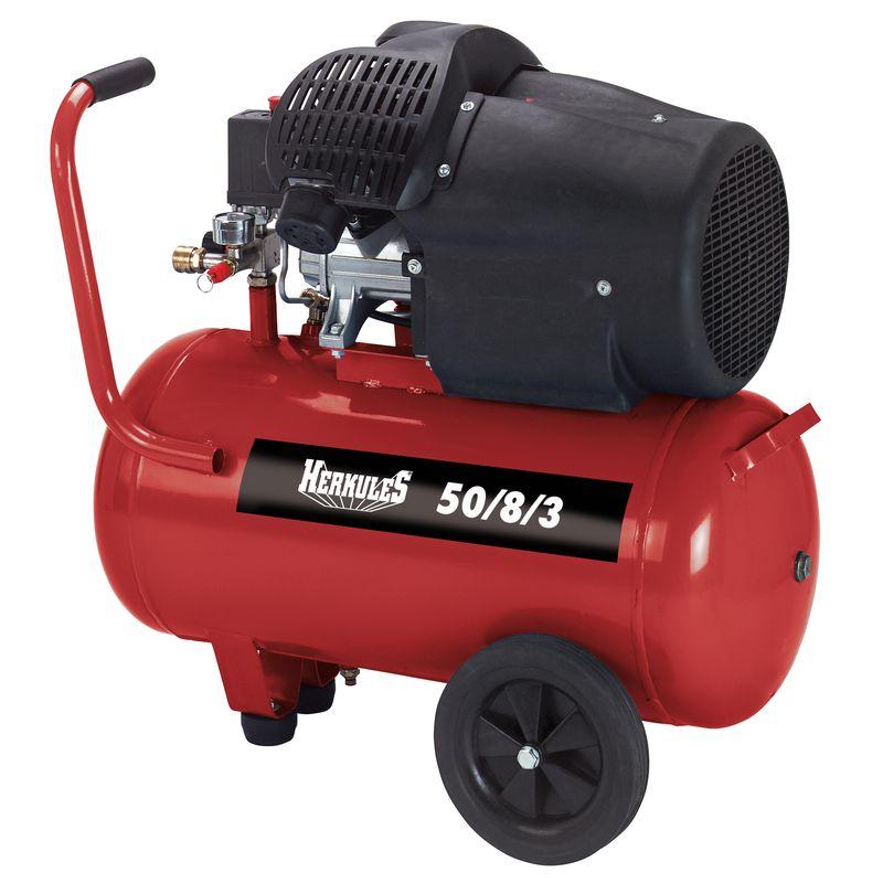 Turbo Ersatzteile zu 50/8/3 Set - Herkules Kompressor MG41
