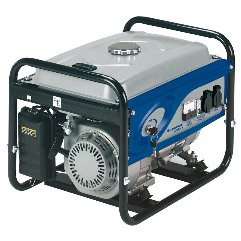 Productimage Power Generator (Petrol) Superior 2500