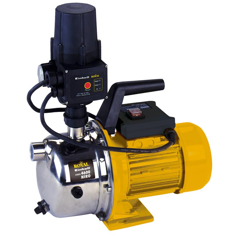 Productimage Garden Pump HWA 4600 Niro