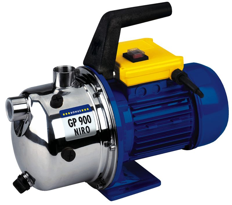 Productimage Garden Pump GP 900 Niro   Bonus
