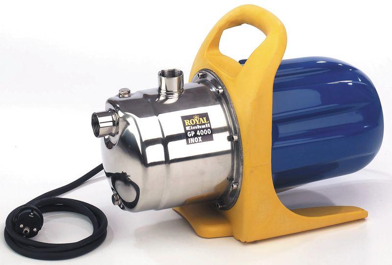 Productimage Garden Pump GP 4000 INOX