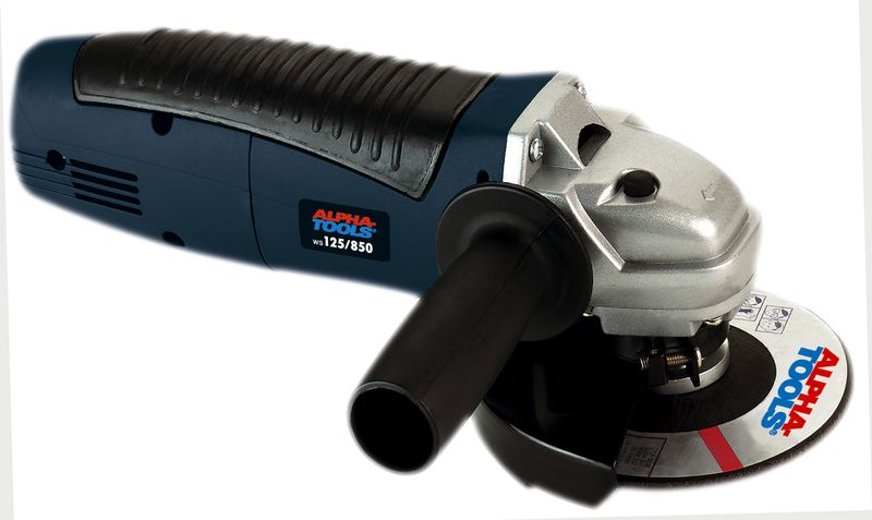 Productimage Angle Grinder Kit WS 230+WS 125/850 Set