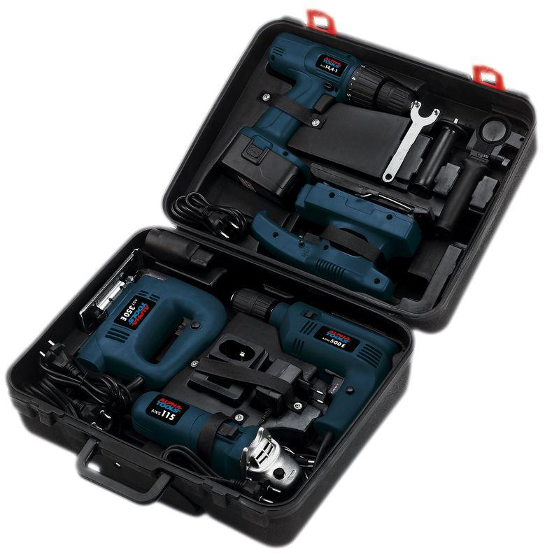 Productimage Power Tool Kit 5pcs. machinery set