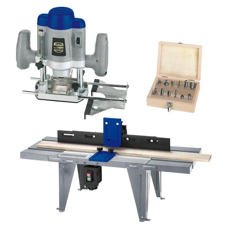 Productimage Router Kit LE-OF 1400 E Set