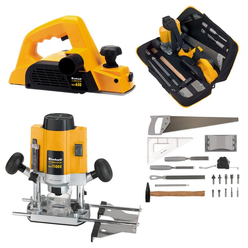 Productimage Power Tool Kit BOF 1100+BEH 650 Set