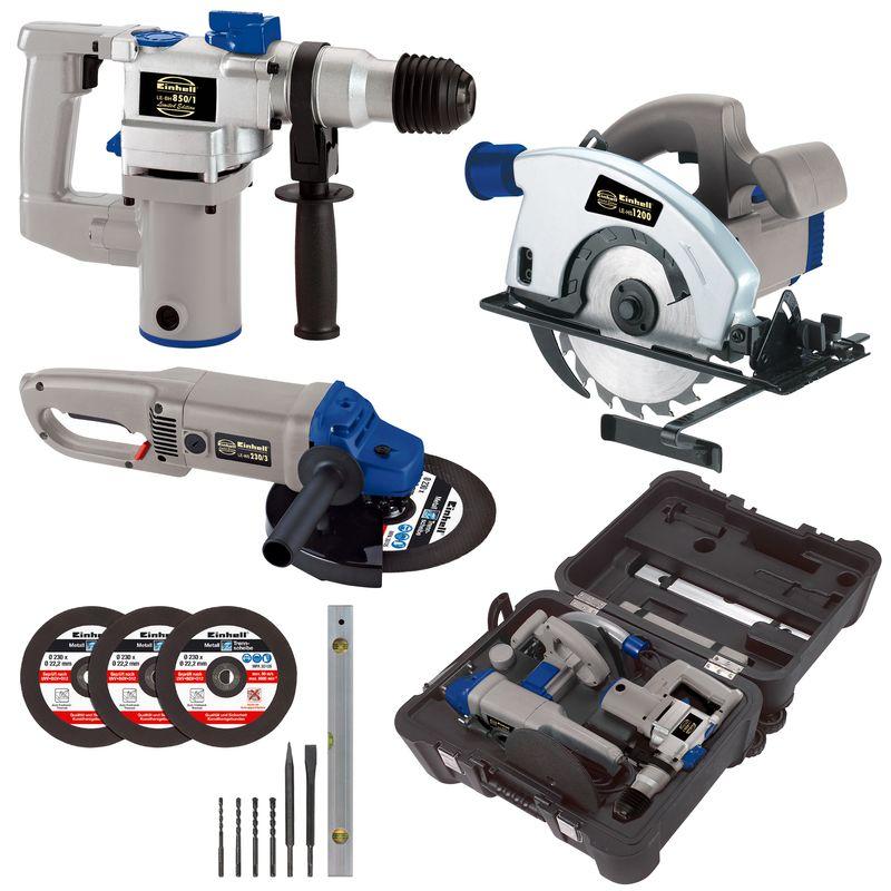 Ersatzteile zu LE-HS Set - Limited Edition Maschinen-Set