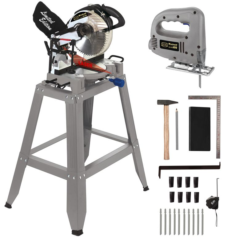 Productimage Power Tool Kit LE-KGSL 251+LE-PS 600 Set