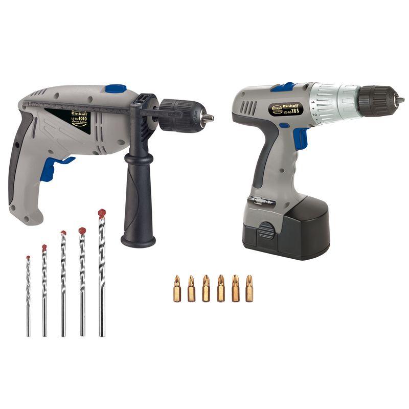 Productimage Power Tool Kit LE-AS 18S + LE-BM 1010; EX; UK