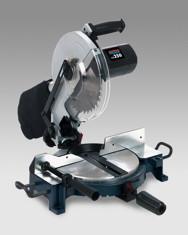 Productimage Mitre Saw KS 250 Alpha Tools