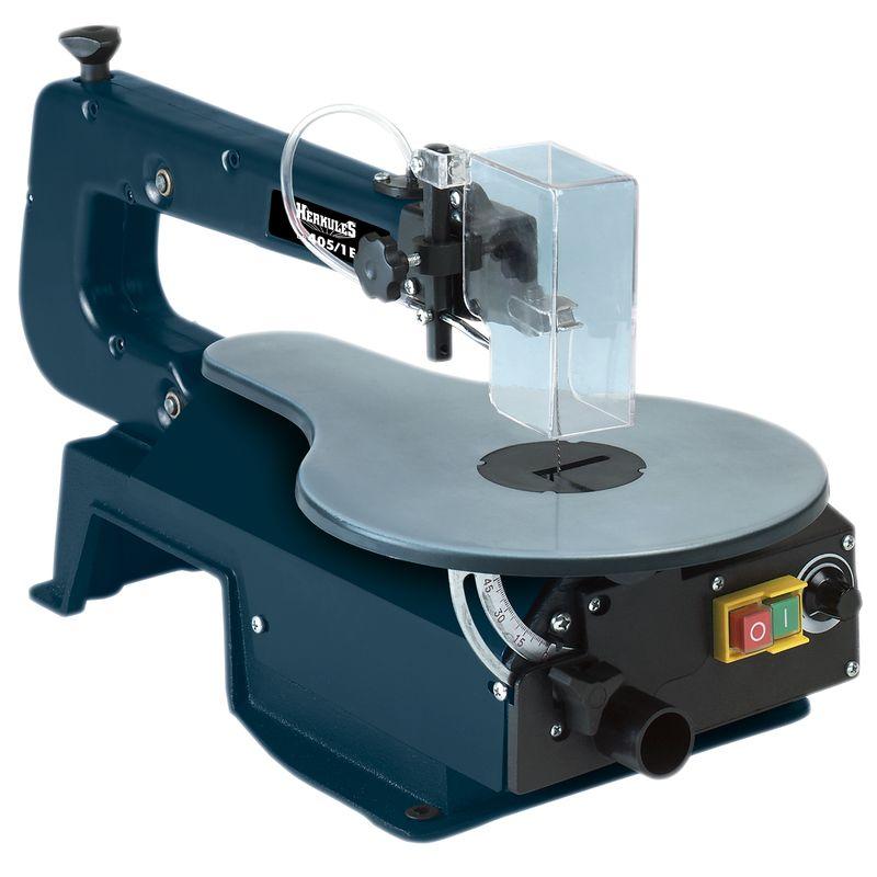 Productimage Scroll Saw DS 405/1 E; Bauhaus