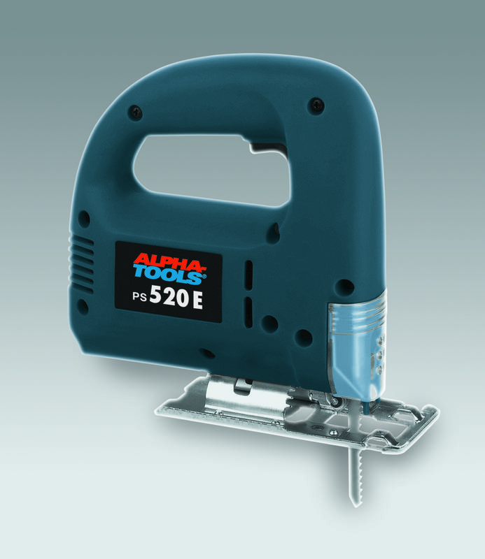 Productimage Jig Saw PS 520 E - Alpha Tools