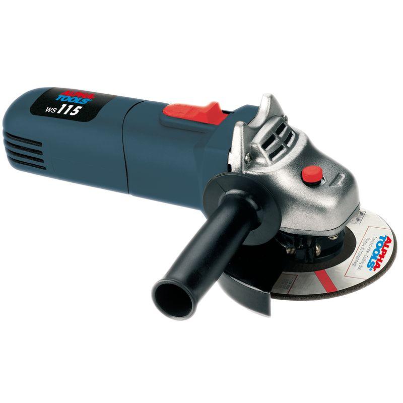 Ersatzteile zu WS 115 - Alpha Tools Winkelschleifer