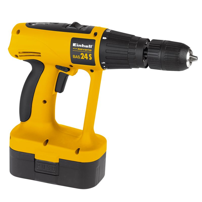 Productimage Cordless Impact Drill BAS 24 S-2A