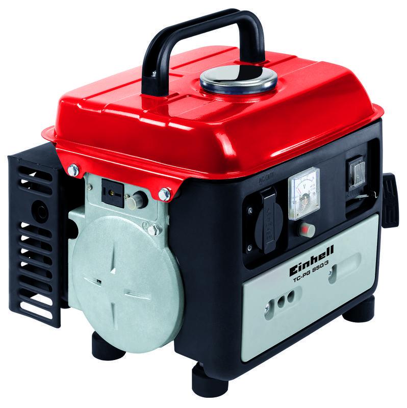 Productimage Power Generator (Petrol) TC-PG 850/3 (12V+Volt); EX; CL