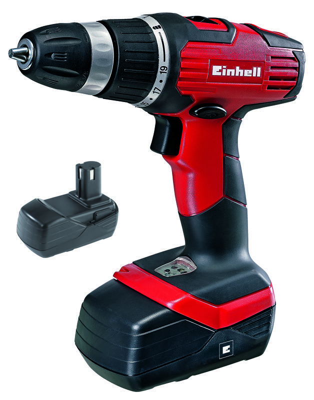 Productimage Cordless Drill TC-CD 18-2 1h; EX; CEE
