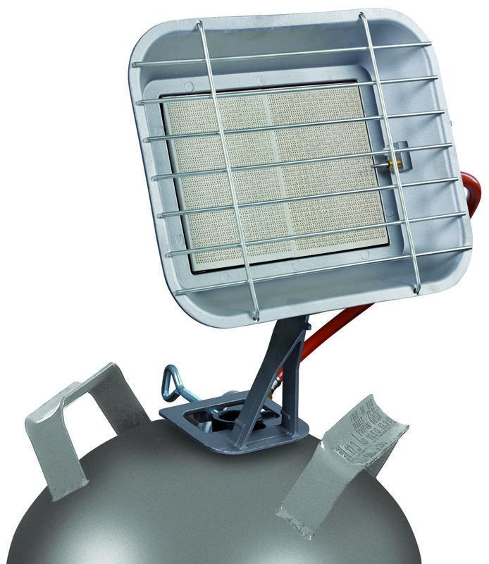 Productimage Gas Heater GS 4600 P (DE/AT)