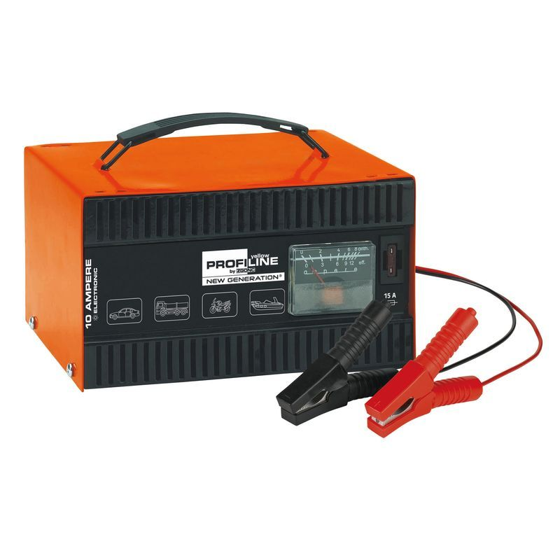 Productimage Battery Charger YPL N.G. 10