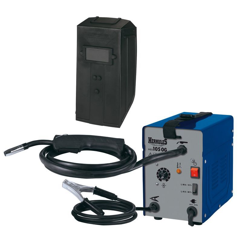 Productimage Flux-Cored Welding Machine HES 105 OG