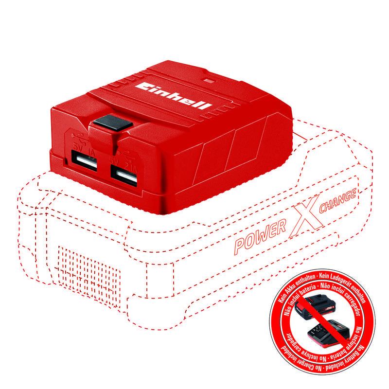 USB aku adaptér TE-CP 18 Li USB-Solo