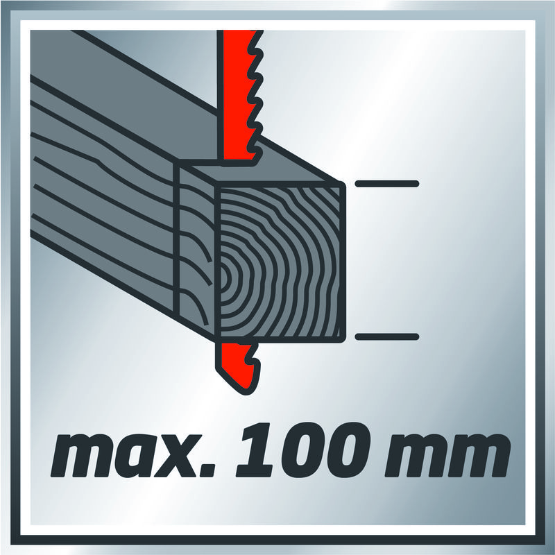 Caladora TE-JS 100 - Einhell 100 mm Caladora TE-JS 100 VKA 1 .