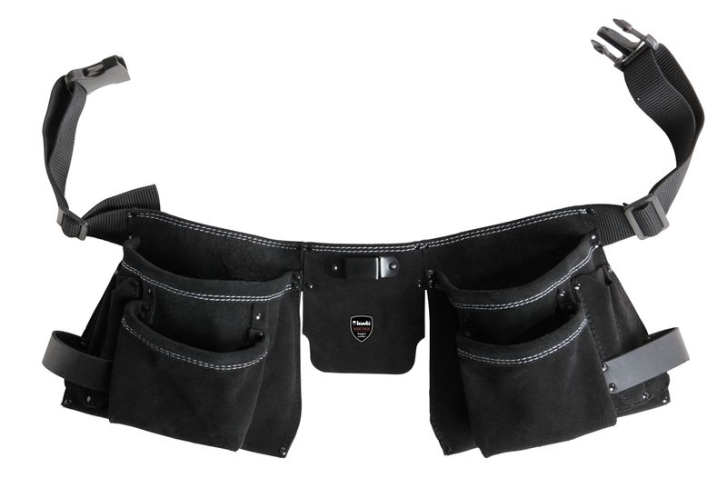 Productimage various Handtools Tool Holster, 2 pcs. With Belt
