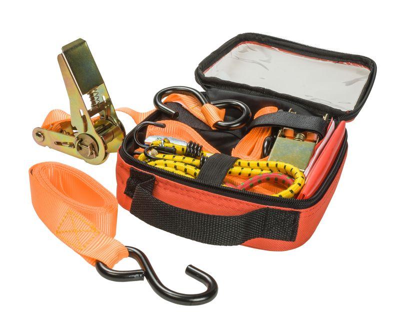 Produktbild Handwerkzeug Spanngurte Set 9tlg.