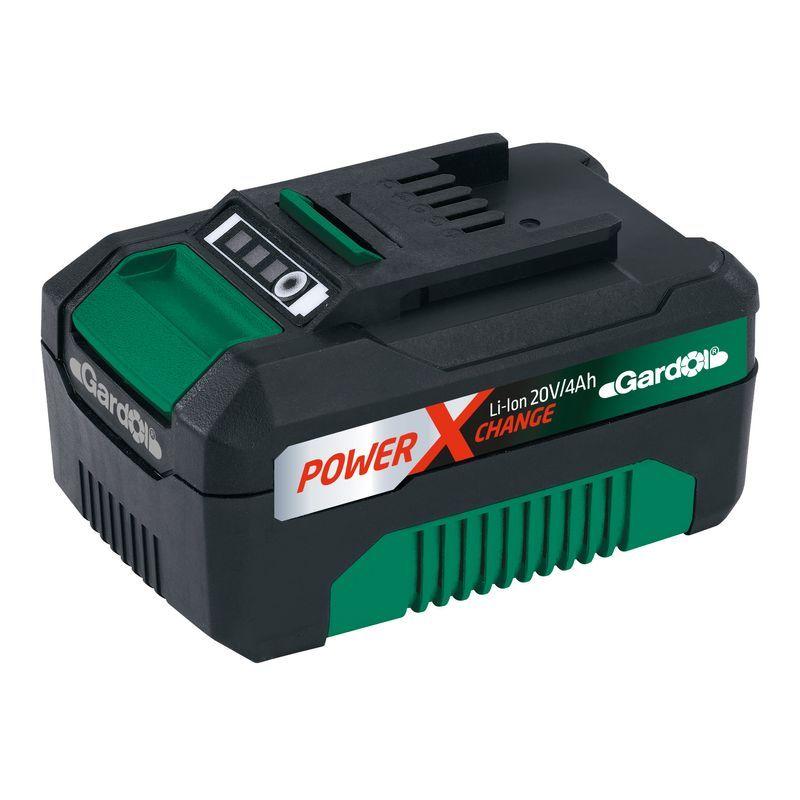 Productimage Battery Gardol 20V/4,0 Ah PXC Battery