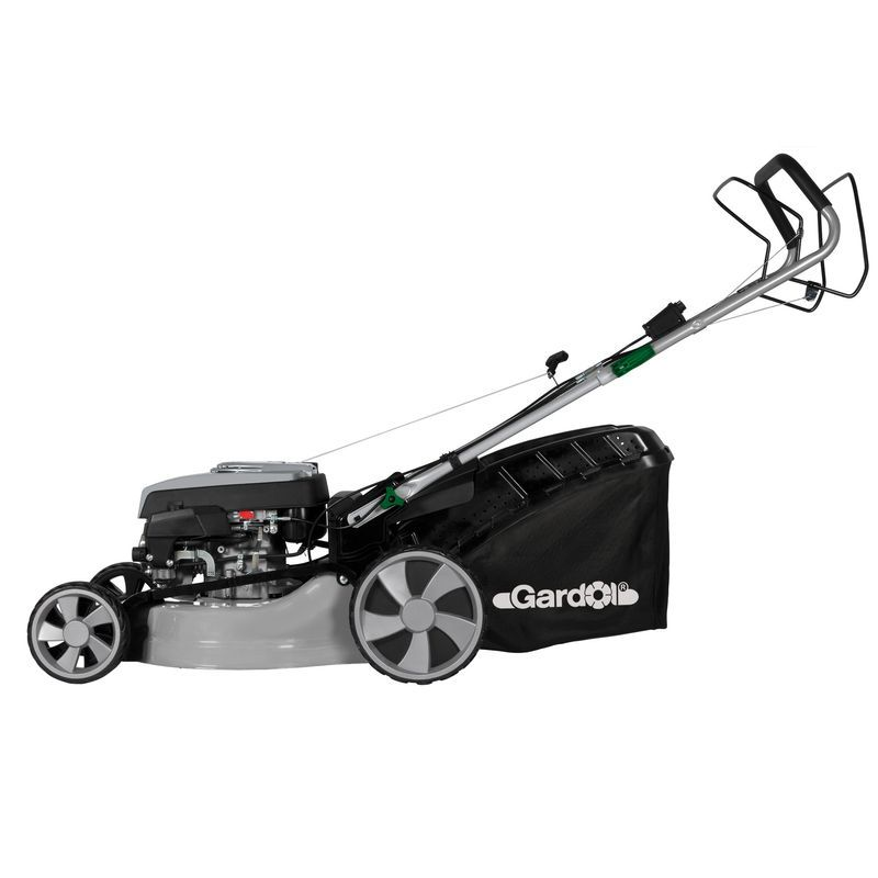 afbeelding van product petrol lawn mower gbm e 51 r hw e