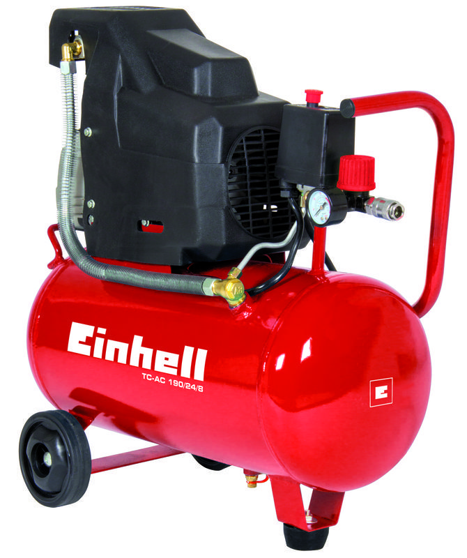 Productimage Air Compressor TC-AC 190/24/8; Ex; Br; 220 V