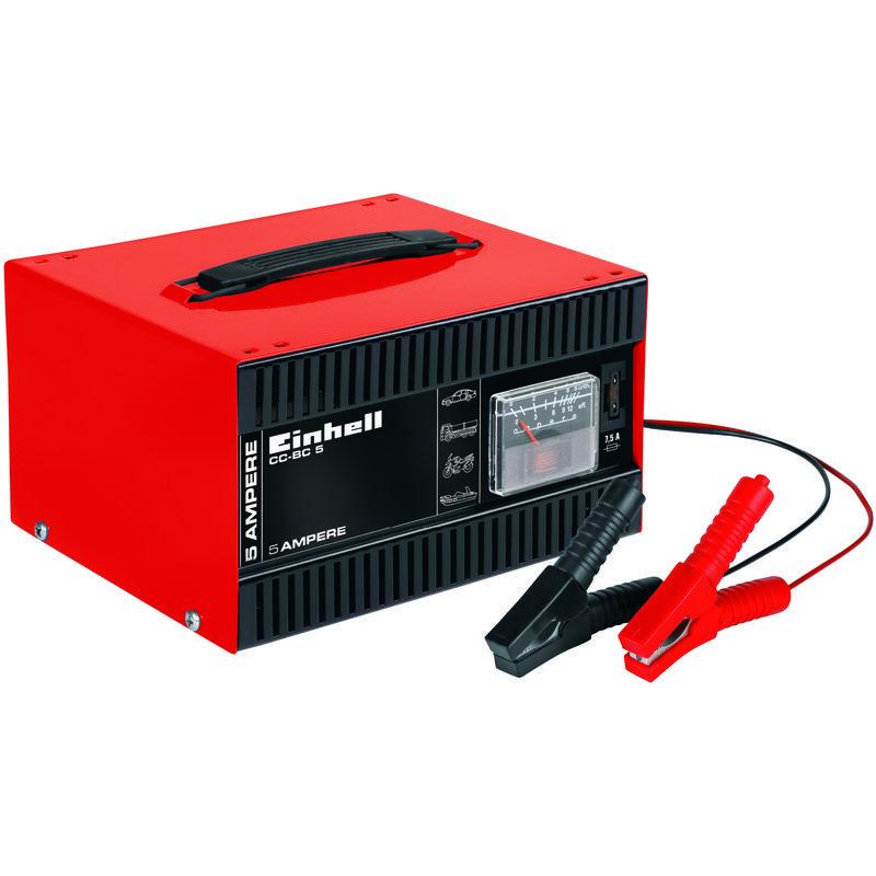 Nabíječka baterií CC-BC 5