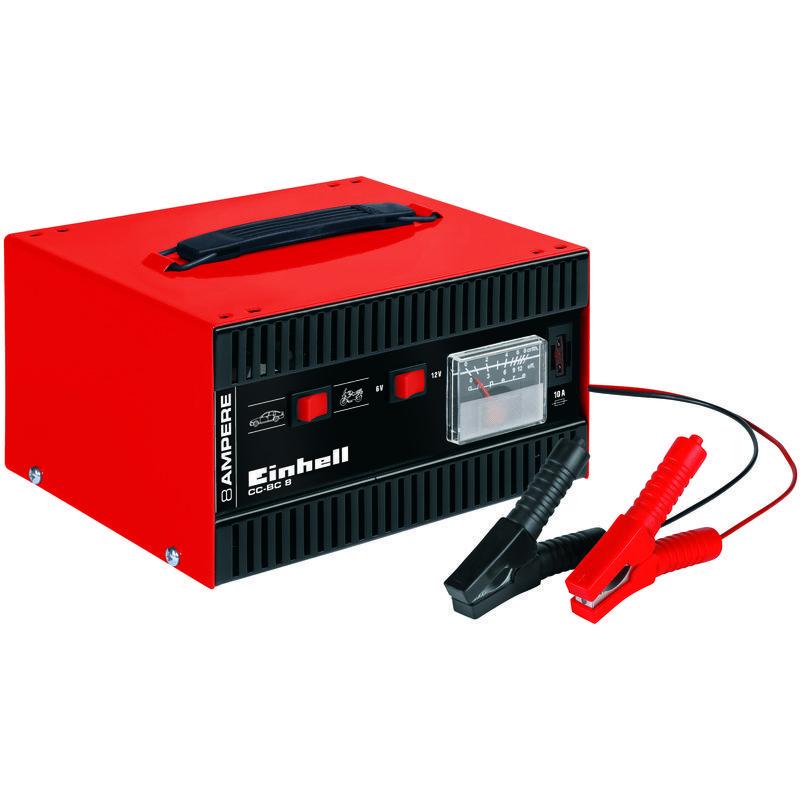 Nabíječka baterií CC-BC 8