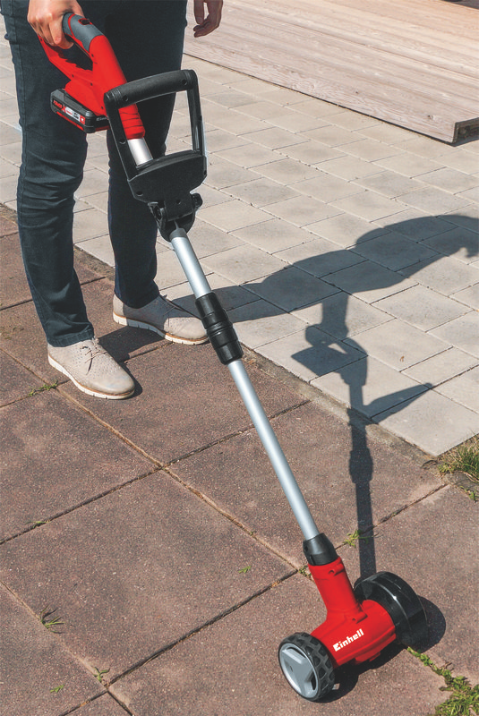 Cordless Grout Cleaner Ge Cc 18 Li Solo Einhell