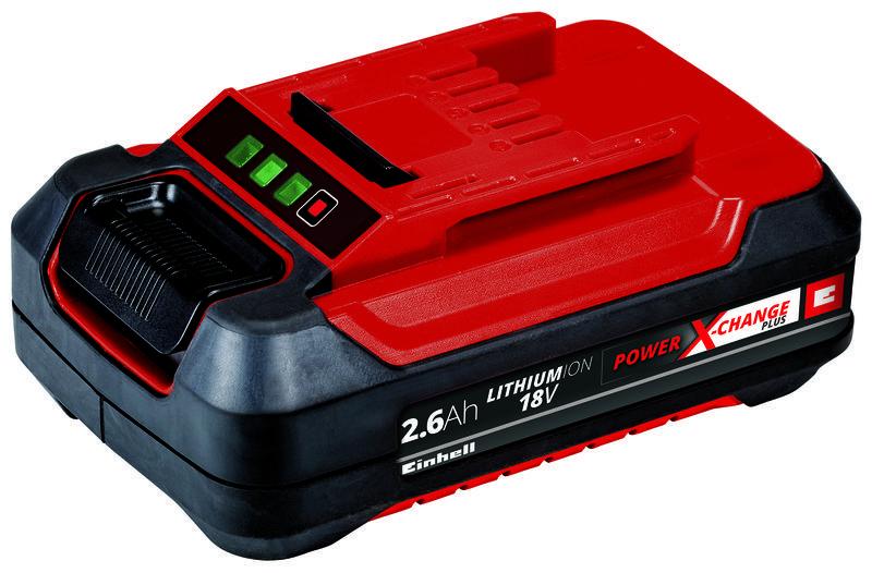 Productimage Battery 18V 2,6Ah P-X-C Plus