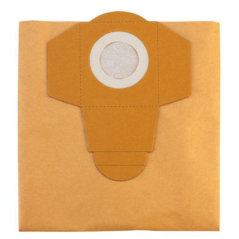 Productimage Wet/Dry Vacuum Cleaner Access. Schmutzfangsack 20l (5er Set)