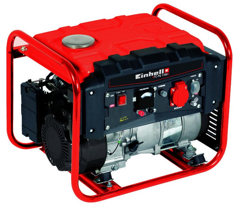 Productimage Power Generator (Petrol) TC-PG 1100 EX CL Power Gen