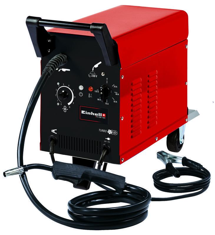 Svářečka v ochranné atmosféře TC-GW 150