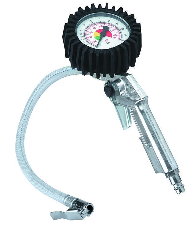 Příslušenství kompresoru Tire pressure gauge