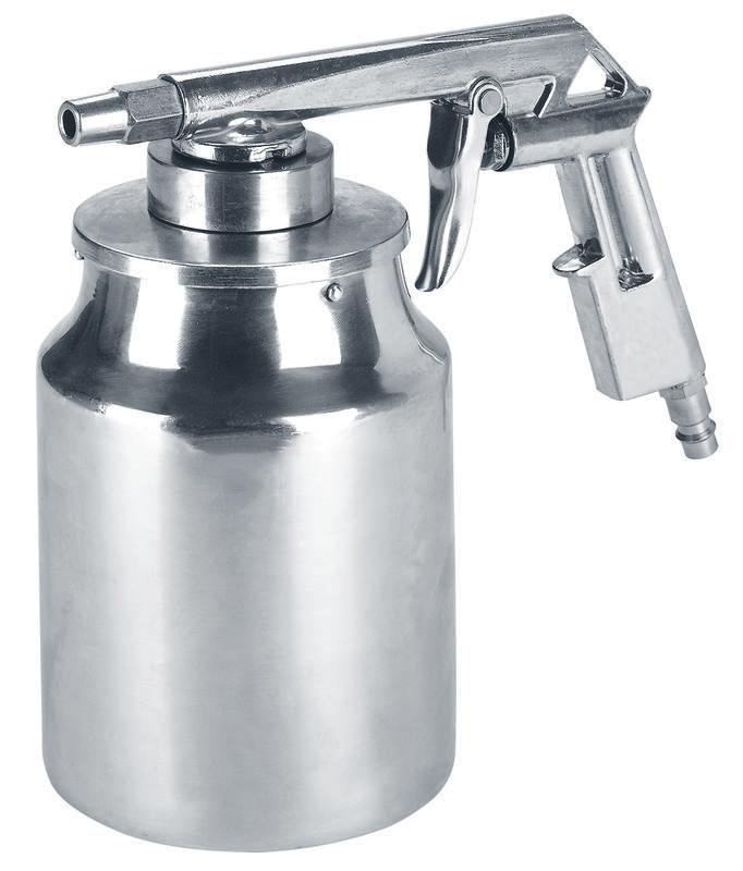 Příslušenství kompresoru Sand spray gun, suction can