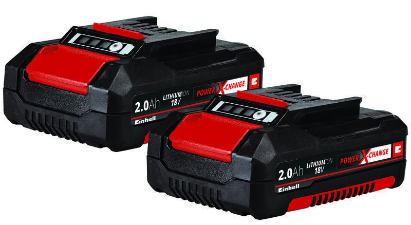 Baterie PXC-Twinpack 2,0 Ah
