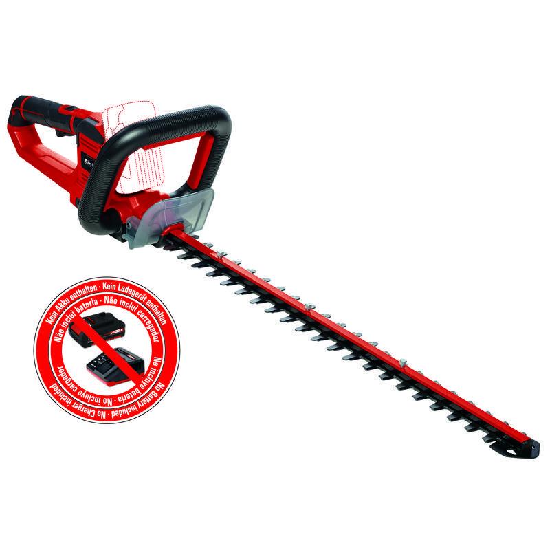 Aku nůžky na živý plot GE-CH 18/60 Li-Solo