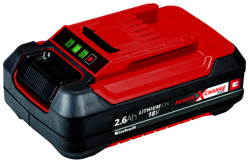 Productimage Battery 18V 2,6Ah P-X-C Plus; EX, US