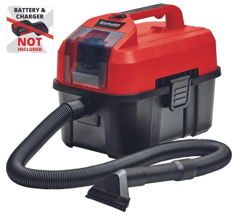Productimage Cordl. Wet/Dry Vacuum Cleaner TE-VC 18/10 Li-Solo
