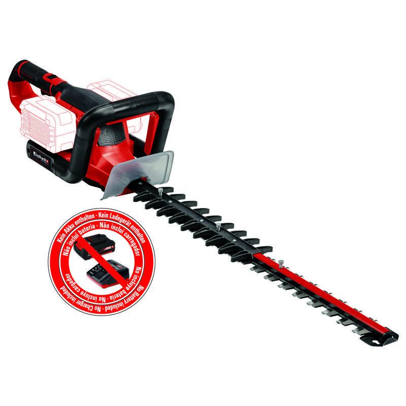 Aku nůžky na živý plot GE-CH 36/65 Li-Solo